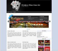 Online Casino Template 926