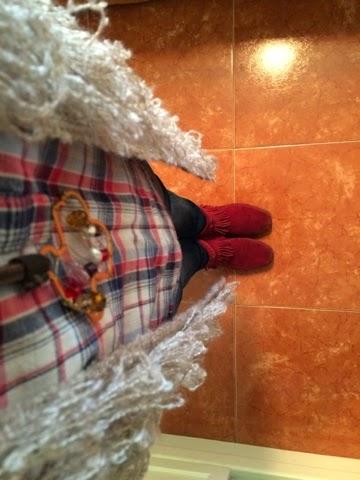 chaleco de lanas