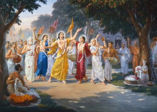 Meditation Master Gouranga