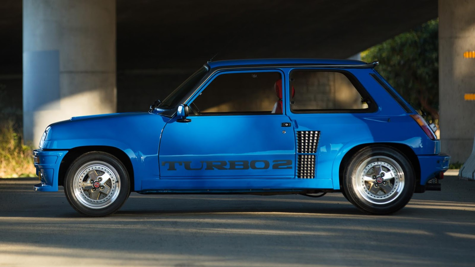 1983 Renault 5 Turbo II