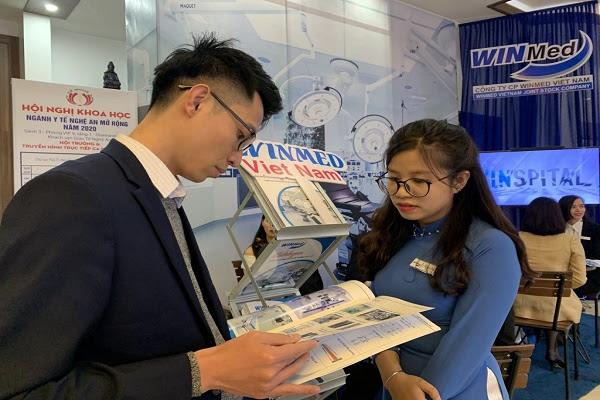 Công ty Cổ Phần Winmed- đơn vị chuyên cung cấp thiết bị y tế tại Hồ Chí Minh