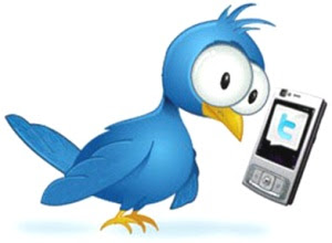 В Твиттер через СМС