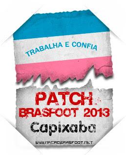 Patch Estadual Capixaba Brasfoot 2013