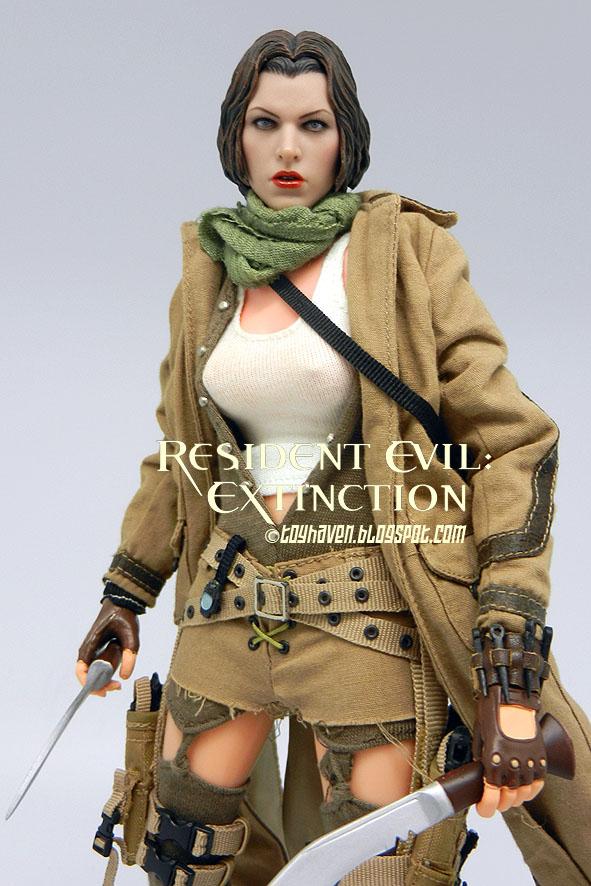 """""""Resident Evil: Extinction"""" Alice"""