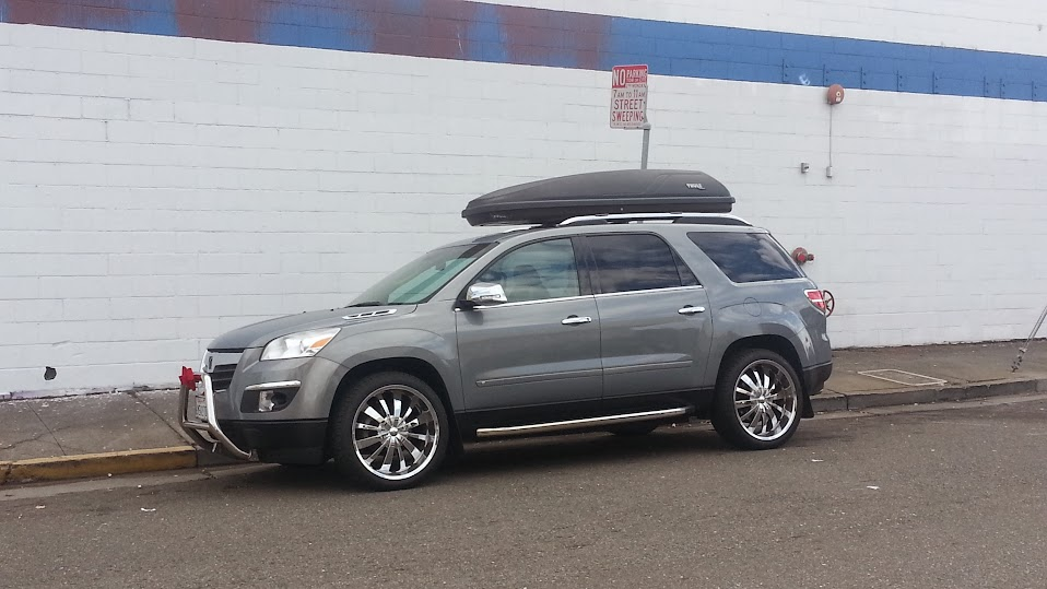 Chevy Traverse Forum Roof Cargo Carrier