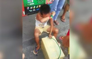 Image of P50, 000 Reward for Capturing Robber Who Laid Hands on Poor Pandesal Boy