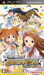The Idolmaster Shiny Festa