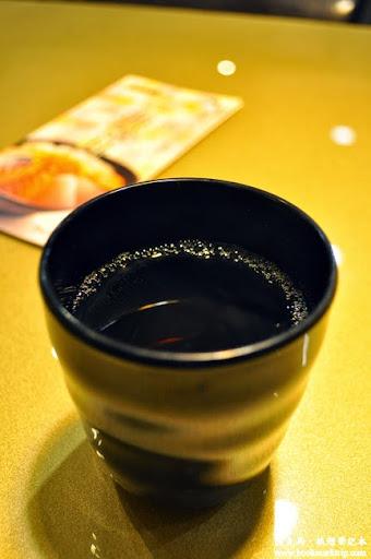 定食8麥茶