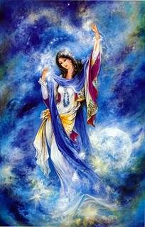 Goddess Leucothea Image