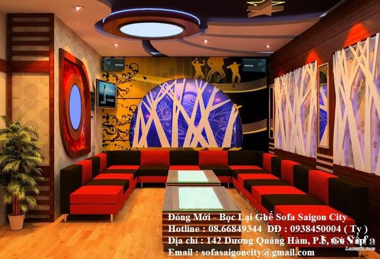 Bọc ghế nệm quận Bình Thạnh -  Bọc ghế sofa quận Gò Vấp - Phú Nhuận - Quận 12 - 2