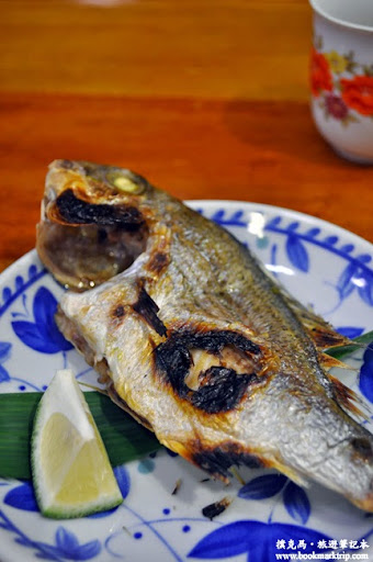 小西料亭板頭魚