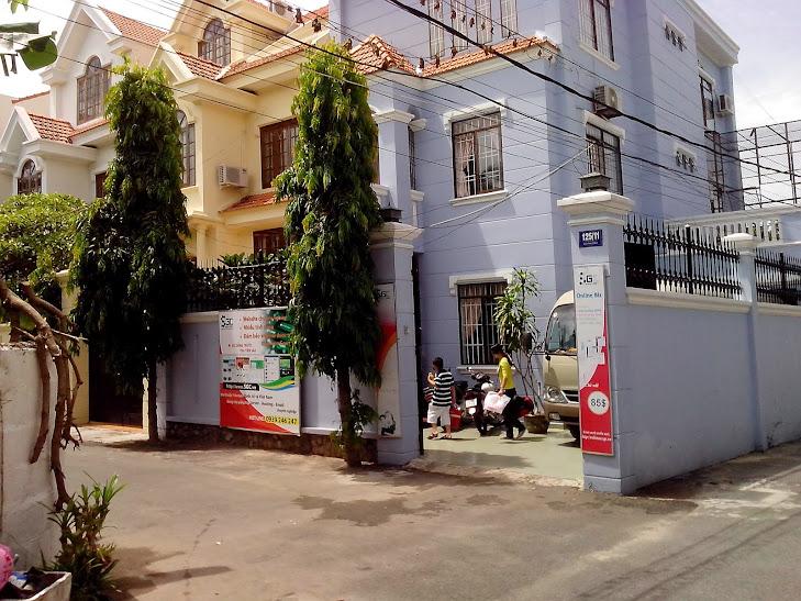 Văn phòng SGC tại Tp Vũng Tàu