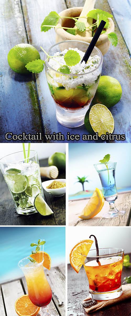 Stock Photo: Cocktail