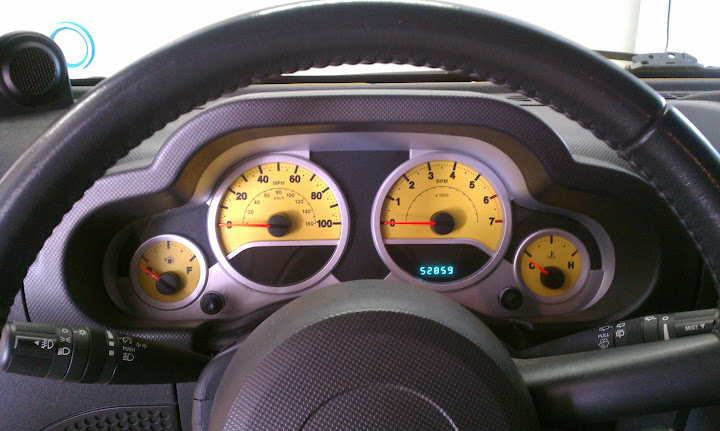 jeep jk gauges pictures to pin on pinterest