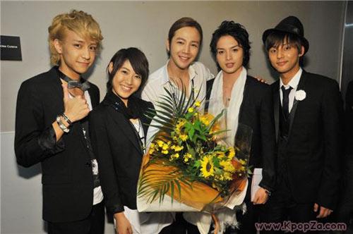Jang Geun Suk ไปเป็นนักแสดงรับเชิญใน You're Beautiful เวอร์ชั่นญี่ปุ่น