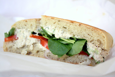 Tuna Sandwich in San Francisco