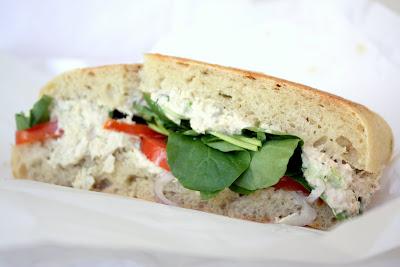 Tuna Sandwich in San Francisco