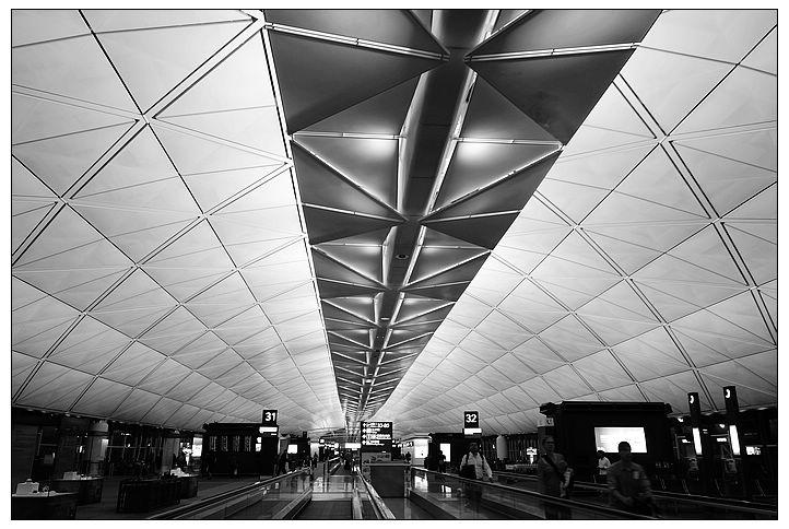 香港機場RX-100亂拍
