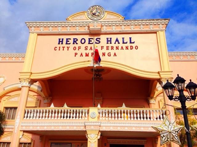 San Fernando Pampanga City Hall