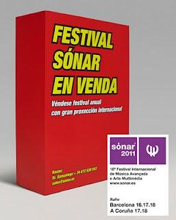 sonar galicia 2011 coruña