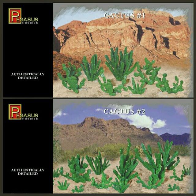 cactus Pegasus Hobbies