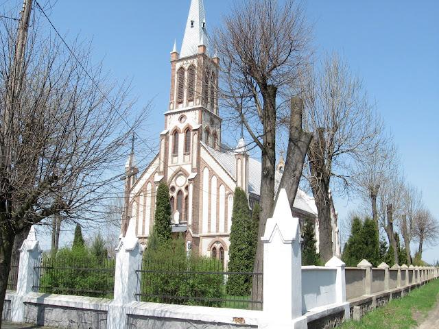 Mariawici, kościół, Wola Cyrusowa, łódzkie