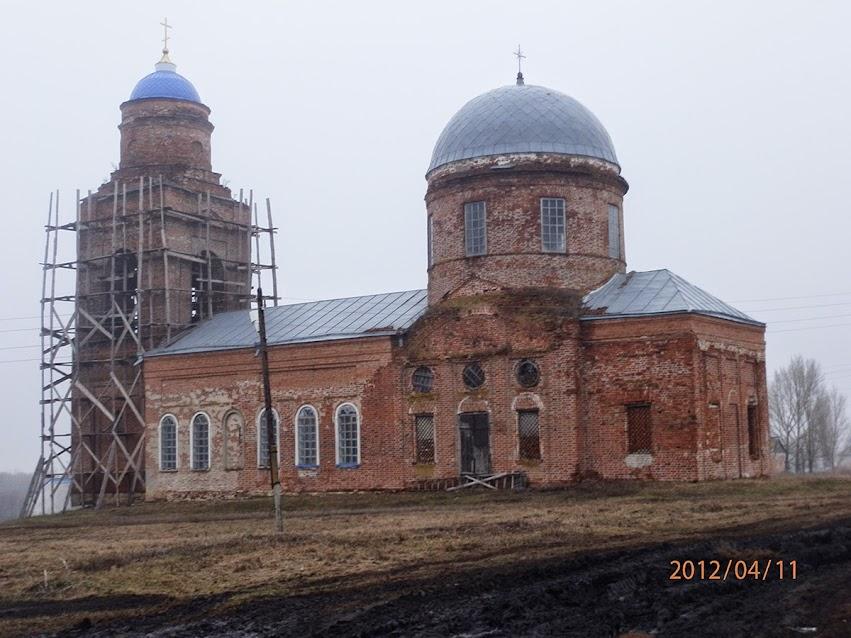 Село Ольховка