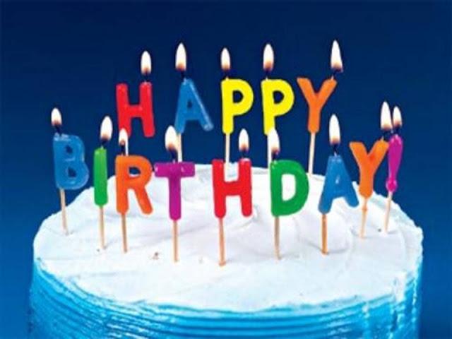 Postales Happy birthday velitas