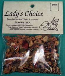 Magus Herbal Tea Image