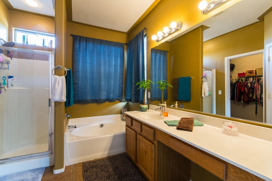 Phoenix Home for Sale master bathroom