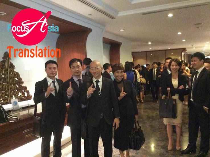 Cho thuê phiên dịch tại Thái Lan