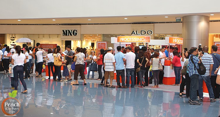 PLDT Panalo Mall Tour and Home Bro Bundles | www.thepeachkitchen.com