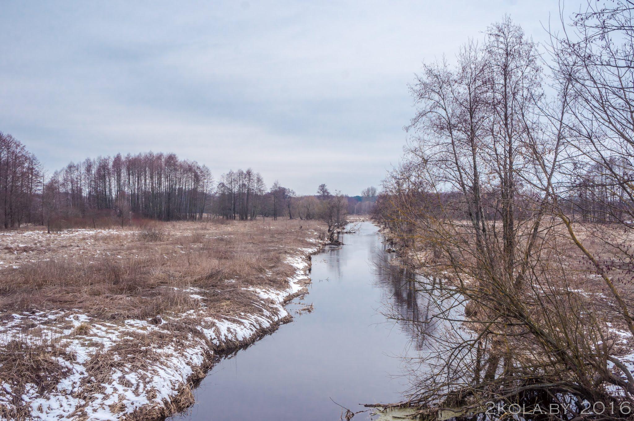 DSC08849 - Зимняя покатушка по достопримечательностям Ганцевичского и Клецкого районов.