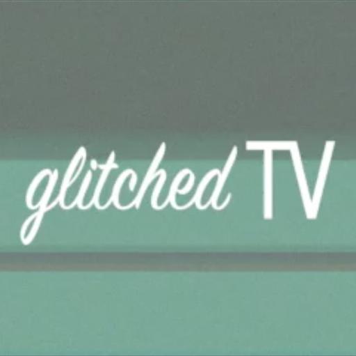 glitched TV