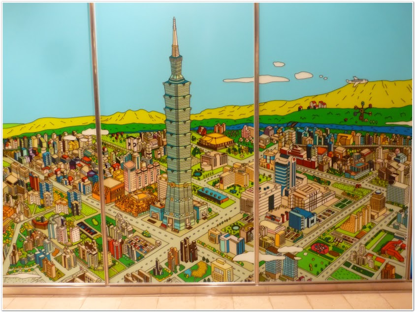 Taipei 101 overview