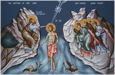 Celebrating Theophany, as well as Epiphany
