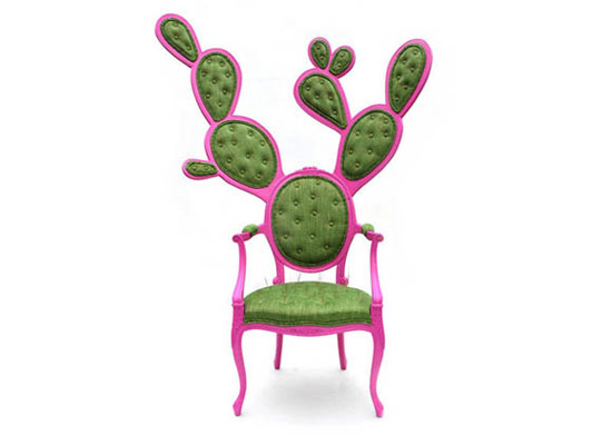 silla cactus