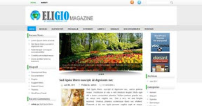 Free Wordpress Theme - Eligio