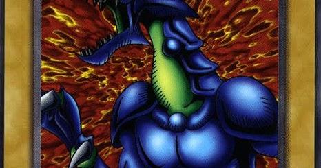 Eternal Yu-Gi-Oh!: Armored Lizard