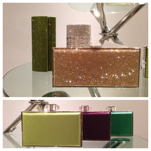 Spring 2015 Judith Leiber Clutches at Neiman Marcus Fashion Show