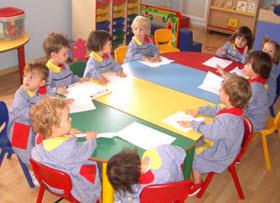Escuelas Infantiles públicas de la Comunidad de Madrid en el curso escolar 2019/20