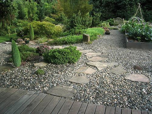 un quadrato di giardino: forum di giardinaggio - un quadrato di ... - Piccolo Giardino Con Ghiaia