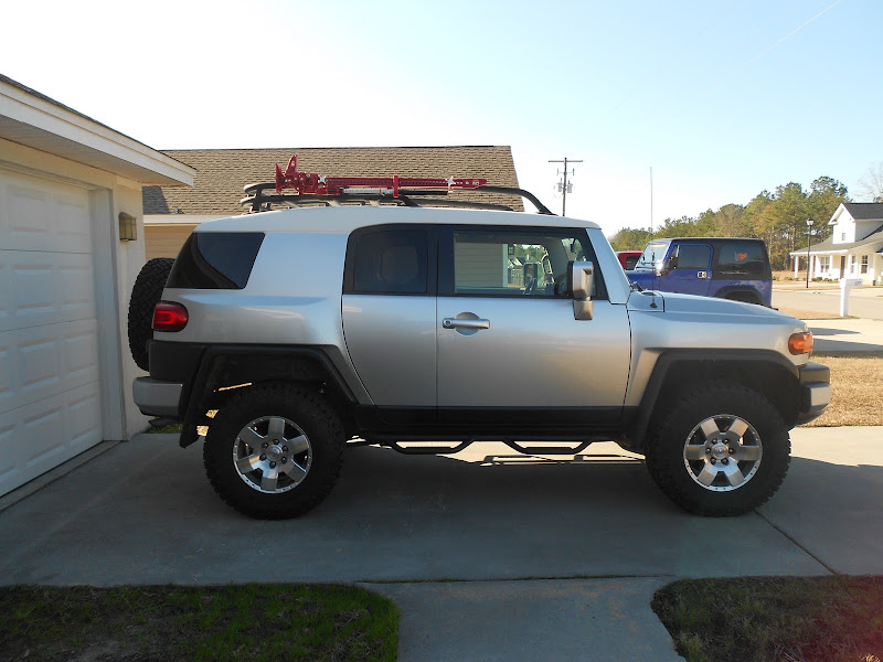 FS: Hi-Lift Jack Mount - Toyota FJ Cruiser Forum