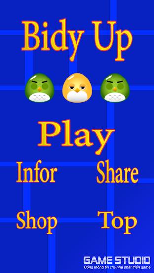 Birdy Up và Lady Rabbit, 2 tựa game vui nhộn của một nữ lập trình game Việt Nam