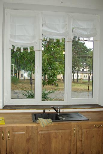 Dekoracja Okna Okien Firany Zasłony Rolety żaluzje