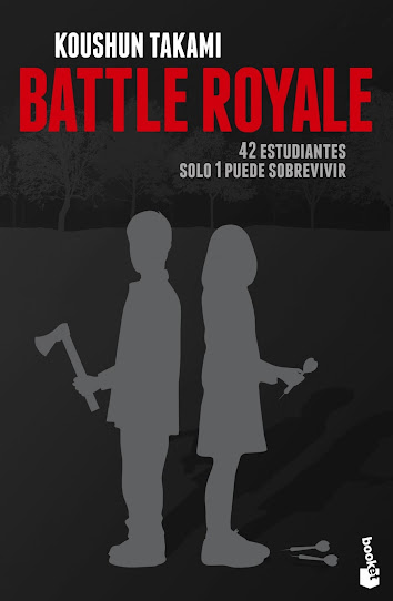 Battle royale reseña opinion