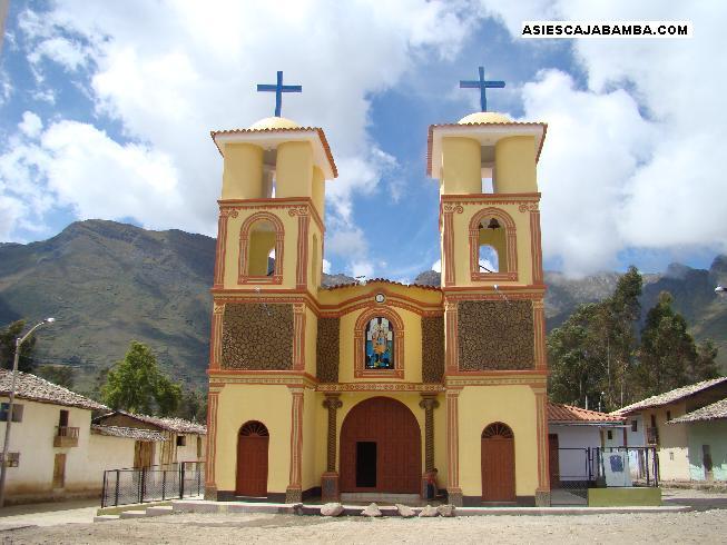 Iglesia Lluchubamba - Cajabamba