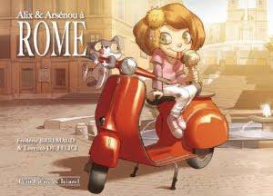 ALIX et ARSéNOU: Rome