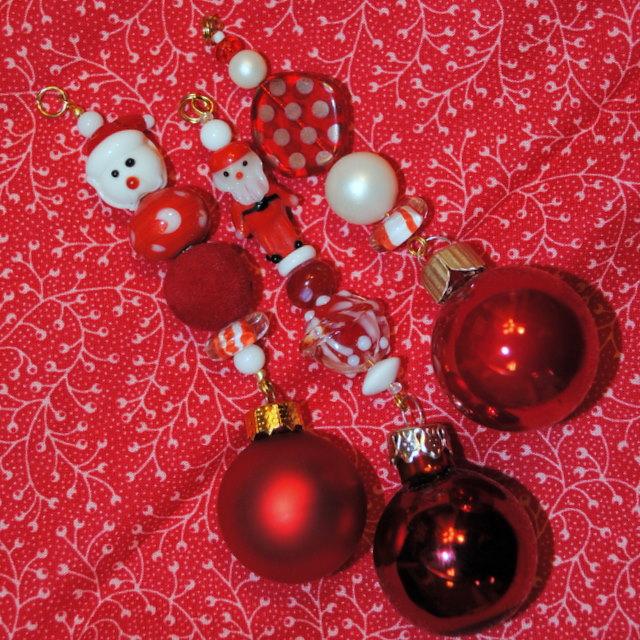 North Pole Pop! Christmas Tree Ornaments