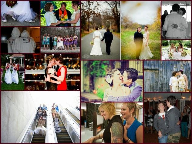 Vos plus belles photos de couples lesbiens - Page 7 Collage